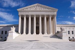 U.S. Supreme Court Facade