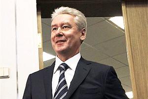 Sergei Sobyanin file photo