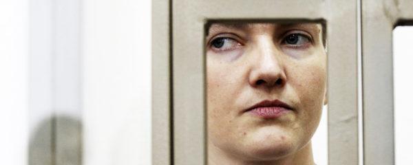 Nadiya Savchenko file photo, adapted from image at osce.usmission.gov