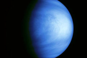 Planet Venus file photo, adapted from image at nasa.gov