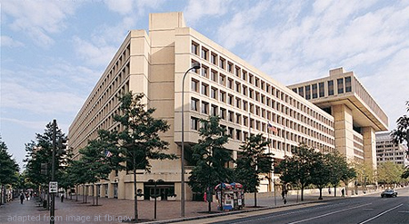 FBI Headquarters File Photo