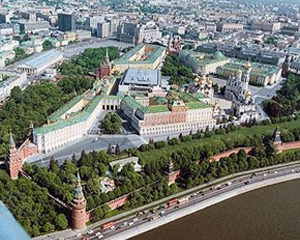 File Photo of Kremlin Aerial View, adapted from .gov source