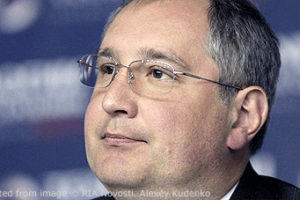 Dmity Rogozin file photo