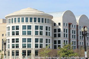 U.S. District Court for the District of Columbia file photo, adapted from image at dc.uscourts.gov