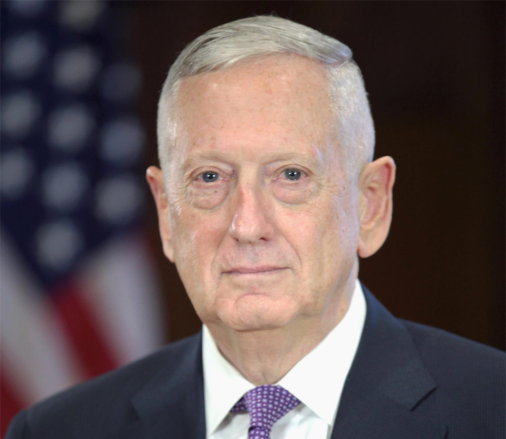 James Mattis file photo