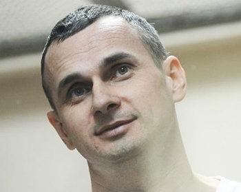 Oleg Sentsov file photo, adapated from image at csce.gov
