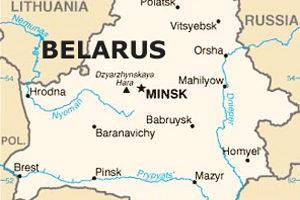 Belarus Map