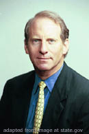 Richard Haass file photo, adapted from image at state.gov by Steven C. Welsh, www.stevencwelsh.info and www.stevencwelsh.com