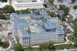 Library of Congress Aerial View adapted from image at usembassy.gov with credit LOC, Photographer: Carol M. Highsmith, adapted by Steven C. Welsh www.stevencwelsh.info :: www.stevencwelsh.com