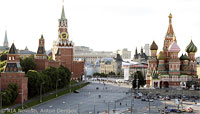 Kremlin and St. Basil's