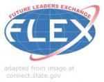 FLEX Student Exchange Program Logo