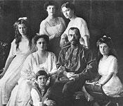 Romanov Family Photo