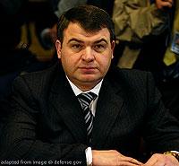 Anatoliy Serdyukov file photo