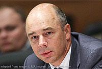 Anton Siluanov file photo