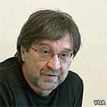 Yuri Shvchuk file photo, adapted from Voice of America image