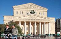 Bolshoi Theater file photo