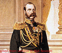 File Image of Czar Alexander II