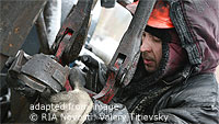Oil Worker file photo