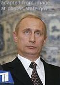 Vladimir Putin file photo