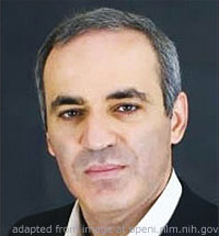 Garry Kasparov file photo