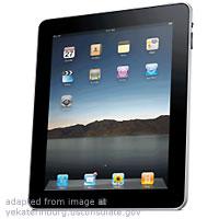 iPad file photo