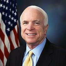 John McCain file photo
