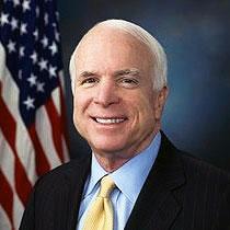 John McCain file photo