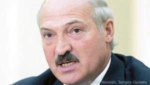 Alyaksandr Lukeshenko file photo