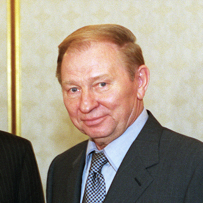 Leonid Kuchma file photo
