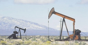 Oil Wells File Photo