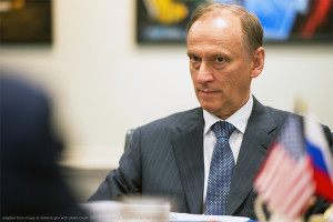 Nikolay Patrushev file photo