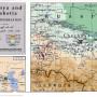 Caucasus Map of Chechnya and Caucasus Environs