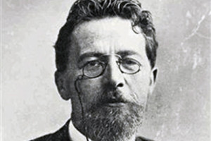 Anton Chekhov file photo