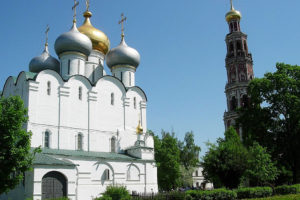Novodevichy Convent file photo