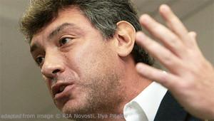 Boris Nemtsov file photo