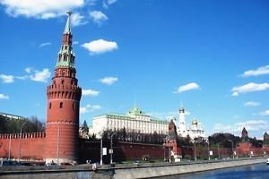 Kremlin and River