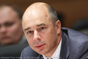 Anton Siluanov file photo