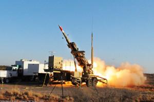 Patriot Missile Launch file photo