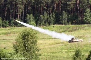 Igla Missile Test Firing file photo