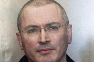 Mikhail Khodorkovsky file photo