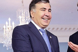 Mikheil Saakashvili file photo