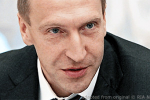 Igor Shuvalov file photo