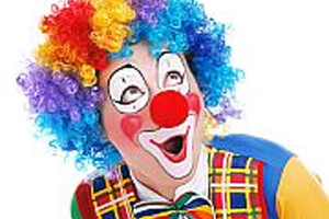 Clown file photo