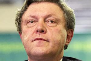Grigoriy Yavlinskiy file photo