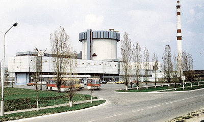 Russian Nuclear Power Plant file photo