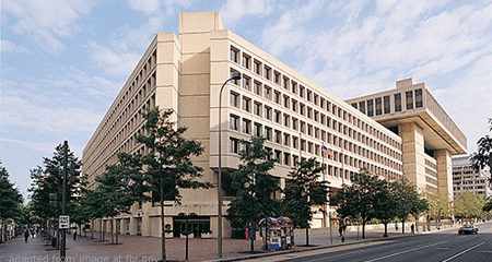 FBI Headquarters File Photo