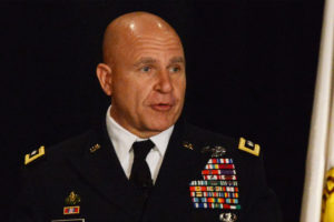 H.R. McMaster file photo, adapted from image at army.mil