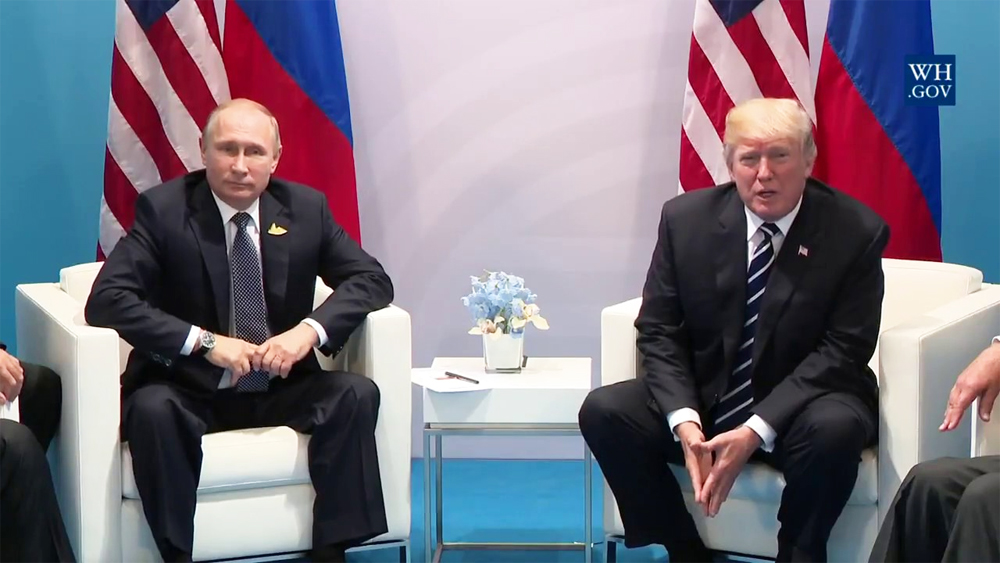 Ex-Trump Adviser Says Putin Living In A 'Bubble,' Out Of Fresh Ideas To Move Russia Forward