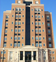 File Photo of Federal Courthouse in Alexandria, Va., adapted from image at uscourts.gov by Steven C. Welsh, www.stevencwelsh.com :: ww.stevencwelsh.info