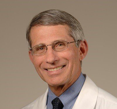 Anthony Fauci file photo, adapted from image at nih.gov